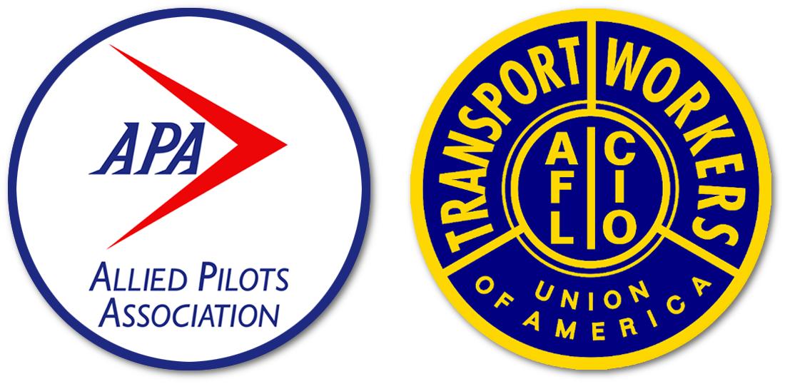 Unions Representing Pilots And Mechanics Are Standing Together For A